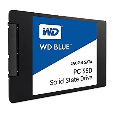 WD Blue PC SSD WDS250G1B0A...