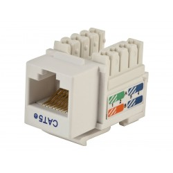 Cat5e Ethernet Keystone Jack